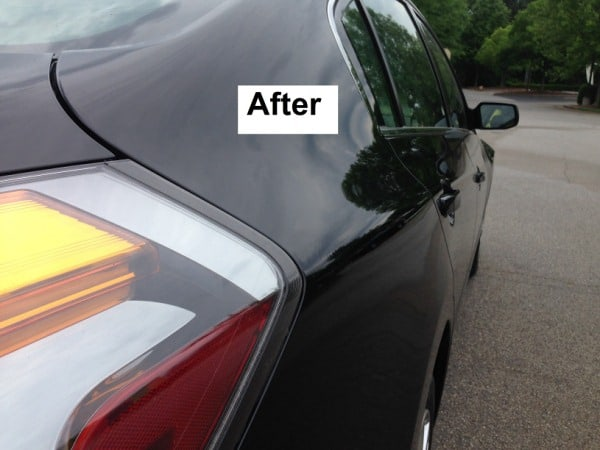 Cost Effective Method Of Removing Dents