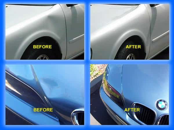Paintless Ding Solutions